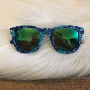 Wildfox Aqua Classic Fox Sunglasses